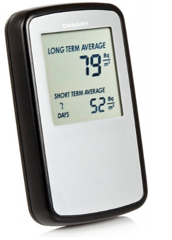 Canary Digital Radon Monitor